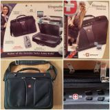 Wenger laptop briefcase commuter bag from the makers of Swiss Army Kni