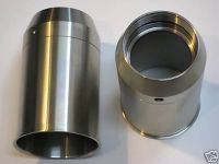 Buy Triumph fork seal holder cup 1964 - 1968 97-1654 Stainless Steel holders 650 500 motorcycle in Canyon Country, California, US, for US $115.00