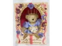 1994 Vintage MUFFY VANDER BEAR 10th Anniversary - Limited