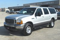 2001 Ford Excursion 137