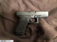 For Sale: Gen 4 glock 19