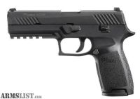 For Sale: SIG SAUER P320 Full Size / 15rds