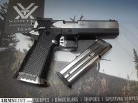 For Sale: STI Apeiro 9mm w/ SVI Infinity Metal Grip and trigger