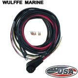 Buy Mercury Boat Side Wiring Harness 474-9550 Replaces 45876A10, 45876A15, 45876A20 motorcycle in Mentor, Ohio, United States, for US $204.99