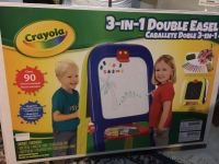 3 in 1 double easel