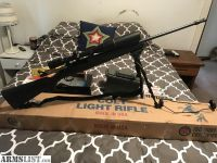 For Sale/Trade: Colt Light Rifle 30.06