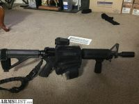 For Sale/Trade: Ar15 with binary trigger