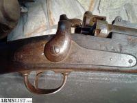 For Sale: Civil War Joslyn 44 Cal.