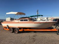 RESTORED!!! 1974 Campbell Daycrusier 24'