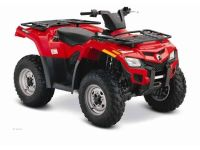 2012 Can-Am Outlander 400 Utility ATVs Honeyville, UT
