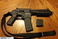 For Sale: Keltec Kel Tec PLR 16 PLR16 5.56/.223 pistol 30 RD Hand Guard Sling, 2 mags, Iron Sites, Flattop Rail