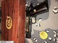 For Sale/Trade: Colt Gold Ohio Presidential 1911