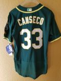 Oakland As Canseco Baseball Jersey POMS