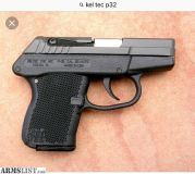 For Sale: Wanted Kel-Tec P32