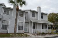 WATERFRONT END UNIT 3BD/2.5BA Townhome in Hampton Park in Carrollwood.