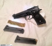 For Sale/Trade: Beretta 96fs