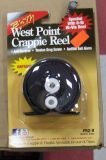 West Point Crappie Reel