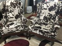 2 New Wing Back Chair
