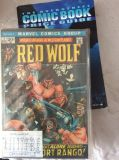 Comics: RED WOLF Collection