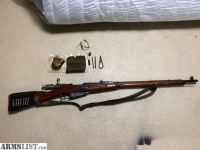 For Sale: Mosin Nagant (Tula, Year 1939) M1891/30 Matching Numbers 7.62x54R w. Extras + Ammo Option!