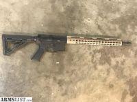 For Sale: Custom AR15 Rifle