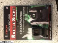 For Sale: NIB Troy tritium AR rear night sight.