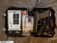 For Sale: Glock 17 Gen4 MOS OD Green