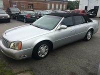 2001 Cadillac DeVille Base 4dr Sedan