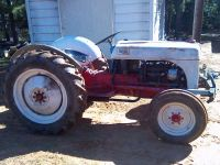 1949 ford 8n tractor (nacogdoches texas)