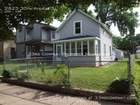 Longfellow neighborhood single family home with fenced yard!