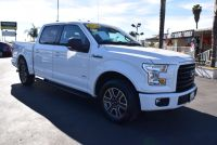 2015 FORD F150 SUPERCREW CAB XL PICKUP 4D 5 1/2 FT (714-757-1134)