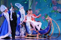 Moscow Ballets Great Russian Nutcracker Tickets at Monroe Civic Center Arena on 11112015
