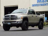 2004 Dodge Ram 3500 Laramie 1-TON 4X4 / 5.9 L CUMMINS DIESEL / LIFTED