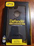 Otterbox Defender series Rugged Protection case - Black (for iPhone 7 Plus or 8 Plus)