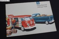 1958 Split Window Deluxe Camper Book