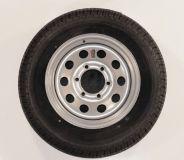 Find Goodyear Marathon Trailer Tire ST235/80R16 Load E 6 Lug Silver Grey Modular Rim motorcycle in Naples, Florida, United States, for US $208.95