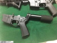 For Sale: AR-15 pistol lower complete