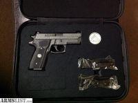 For Sale: BNIB Sig sauer legion p229
