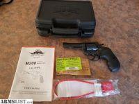 For Sale: Brand NEW Rock Island M200 Series Revolver + ammo