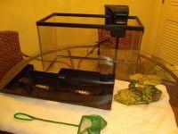 10gl fish tank kit