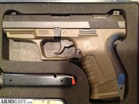 For Sale: Mint 1st Gen Walther P99 40 Cal.