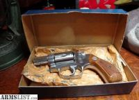 "For Sale: S&W 60 2"" Stainless 38 SPL"