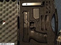 For Sale/Trade: H&K VP9 w/ TrueDot night sights
