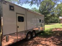 2008 HORTON HAULER 24 FOOT ENCLOSED TRAILERS