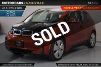 2014 BMW i3 Hatchback w/Range Extender