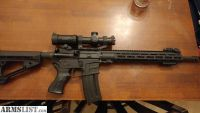 For Sale: Savage MSR 15 Recon