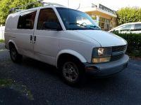 "Used 2005 Chevrolet Astro Cargo Van 111.2"" WB RWD, 108,504 miles"