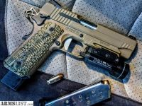 For Sale: Sig Sauer 1911 Scorpion Carry