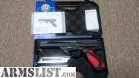For Sale: Beretta Neos 22LR