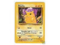 Pikachu E3 Gold Stamped Ultra Rare Promo Pokemon Card!